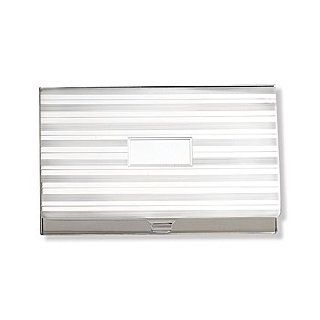 925 Sterling Silver Business Card Holder: West Coast Jewelry: Jewelry