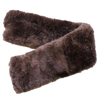 Merino Sheepskin Fleece Girth Cover Brown 28 Inch Gc/072 bn : Horse Girths : Sports & Outdoors