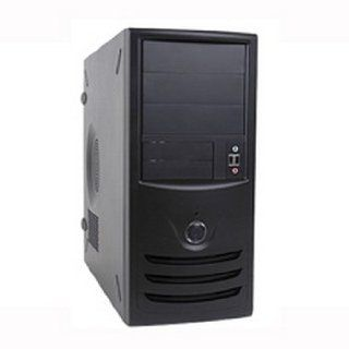 In Win Black 8Bay Mid Tower Atx Case 350W Power Supply, Model C589T.Cq350Tbl Retail  by In Win Computers & Accessories