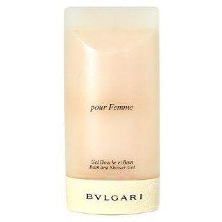 Bvlgari Bath & Shower Gel   200ml/6.7oz  Bath And Shower Gels  Beauty