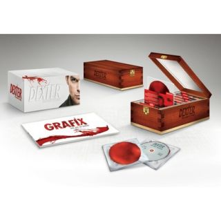 Dexter The Complete Series (32 Discs)