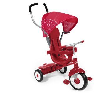 Radio Flyer 4 in 1 Trike, Red Toys & Games