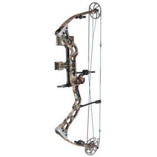Quest Smoke Compound Bow Package 60 lb. RH 442290
