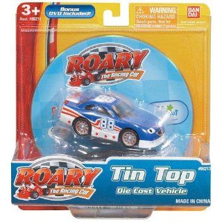Roary the Racing Car Die Cast Vehicle   Tin Top: Toys & Games