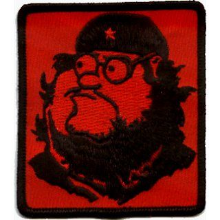 The Family Guy   Revolutionary Peter Griffin   Embroidered Iron On or Sew On Patch (Che Guevara Parody): Clothing