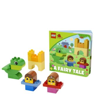 LEGO DUPLO Learning Play A Fairy Tale (10559)      Toys