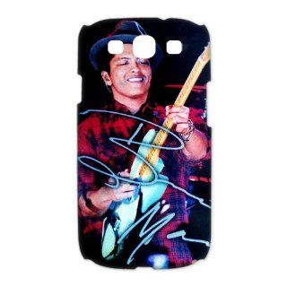 Custom Bruno Mars 3D Cover Case for Samsung Galaxy S3 III i9300 LSM 666: Cell Phones & Accessories