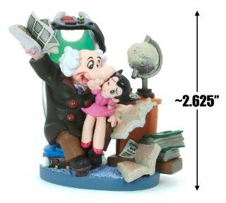 "Professor Ochanomizu Teaching Uran ~2.625"" Diorama Figure   Astro Boy [Classic Version] Diorama K.T Figure Collection (Japanese Import): Toys & Games"