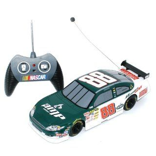 Team Up #88 Dale Earnhardt Jr. NASCAR AMP Energy 118 Scale Remote Control Car 51888 Toys & Games