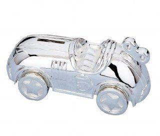 Reed & Barton 621 Race Car Coin Bank: Toys & Games