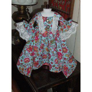 "Pattern for Marie Antoinette Dress   fits 18"" American Girl Dolls Toys & Games"