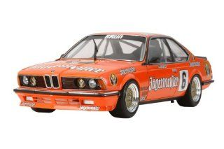 BMW 635CSi Jagermeister Race Car 1/24 Tamiya: Toys & Games