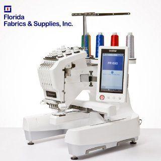 Brother PR 650 Entrepreneur Embroidery Machine