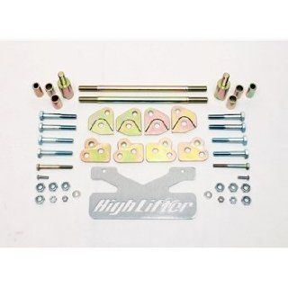 High Lifter Signature Series Lift Kit For Can Am Outlander 650/800, Outlander Max 650/800, Outlander 800 Xmr Automotive