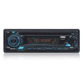Naxa NX 648 In Dash 250 Watt CD  Player AM/FM Car Stereo Receiver  Vehicle Cd Player Receivers