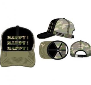 Duck Dynasty 3D/Flat Emblem Meshback Adjustable Baseball Hat Cap: Movie And Tv Fan Apparel Accessories: Clothing