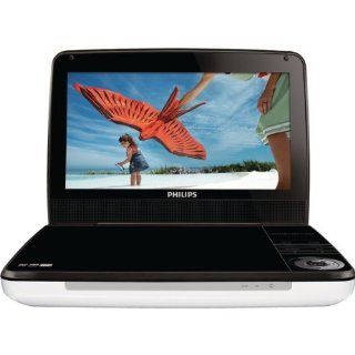 """Philips Pd9000/37 Portable Lcd Dvd Player (9"""") (Personal Audio / Portable Dvd Players) Computers & Accessories"""