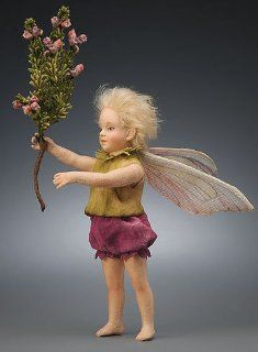R John Wright Collectible Dolls   Heather Fairy