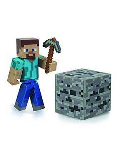 Minecraft Minecraft Steve 3 inch Figure