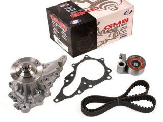 GMB Evergreen TBK215WP Lexus 2JZGE L6 Timing Belt Kit w/ Water Pump Automotive