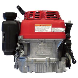 Honda Vertical OHV Engine with Electric Start — 340cc, GXV Series, 1in. x 3 5/32in. Shaft, Model# GXV340UT2DE33  Honda Vertical Engines