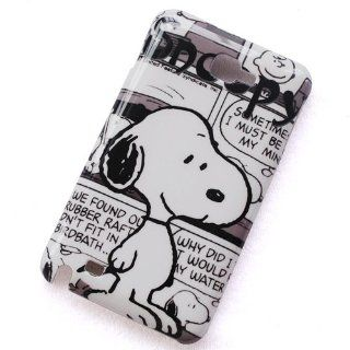ke� USPS SHIPPING Cute Cartoon Snoopy Pattern Snap on Hard Case Back Cover for Samsung Galaxy Note GT N7000 SGH I717 I9220: Cell Phones & Accessories