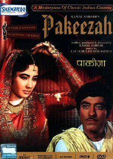 Pakeezah (The Pure): A Masterpiece of Classic Indian Cinema (Hindi Film DVD with Subtitles in English, Arabic, French and Spanish)   Filmfare Award Winner for Best Art Direction: Movies & TV