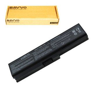 TOSHIBA Satellite L755 S5349 Laptop Battery   Premium Bavvo� 6 cell Li ion Battery Computers & Accessories