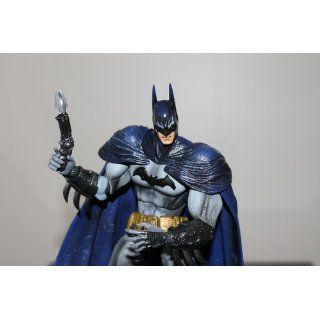 Square Enix Batman Arkham City: Play Arts Kai Batman Action Figure: Toys & Games