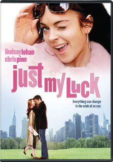 Just My Luck: Lindsay Lohan, Chris Pine, Samaire Armstrong, Bree Turner, Faizon Love, Missi Pyle, Makenzie Vega, Carlos Ponce, Tom Fletcher, Danny Jones, Harry Judd, Dougie Poynter, Donald Petrie, Arnold Rifkin, Arnon Milchan, Amy Harris, I. Marlene King,