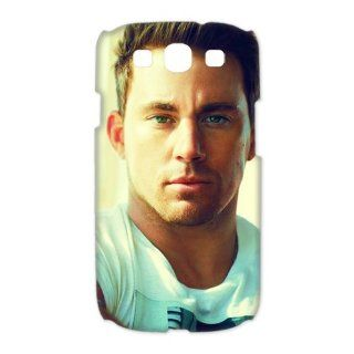 Custom Channing Tatum Hard Back Cover Case for Samsung Galaxy S3 CL1248: Cell Phones & Accessories