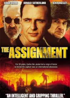 The Assignment: Aidan Quinn, Donald Sutherland, Ben Kingsley, Liliana Glombeck Komorowska:  Instant Video