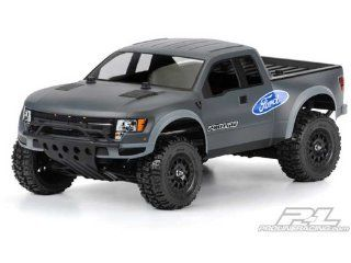True Scale Ford F150 Raptor SVT Clear Body SLH Toys & Games