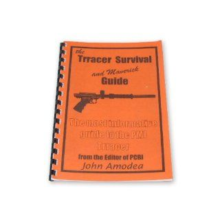 PCRI PMI Trracer Maverick Pump Paintball Gun Survival Guide Technical Manual booklet : Paintball Gun Maintenance Equipment : Sports & Outdoors