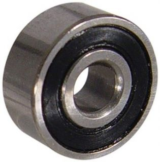25mm Nom I.D., 52mm Nom. O.D., 15mm Wide, 6205 Bearing Designation, Double Sealed, Metric Single Row Radial, Ball Bearings (1 Each): Industrial & Scientific