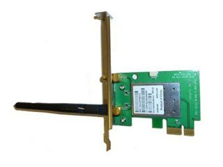 HP PCIe 802.11A B G N WiFi 2x2 Desktop Card 502299 001: Computers & Accessories