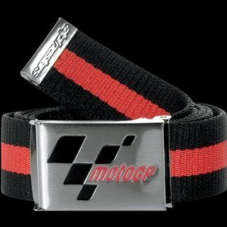Alpinestars Moto GP Scout Belt   One size fits most/Black/Red: Automotive