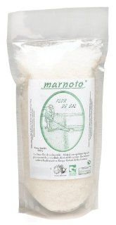 Flor de Sal Gourmet Salt, 8.818 Ounce Bag : Sea Salt : Grocery & Gourmet Food