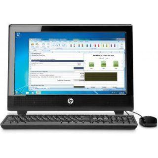 HP Business Desktop 100B XZ813UT Desktop Computer E 350 1.6GHz   All in One (XZ813UT#ABA) : Computers & Accessories