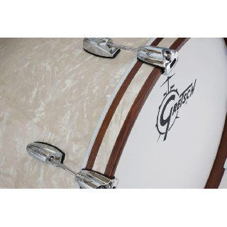 Gretsch Drums Renown RN1 E823 VP 3 Piece Drum Shell Pack, Vintage Pearl Musical Instruments