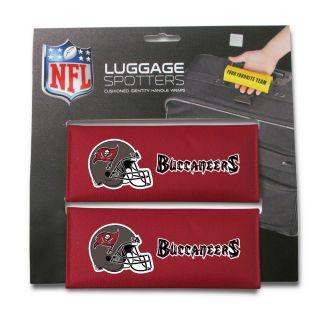 Nfl Tampa Bay Buccaneers Original Patented Luggage Spotter (set Of 2)