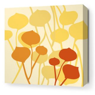 Inhabit Aequorea Seedling Graphic Art on Canvas in Pale Yellow SEDPLSW Size: