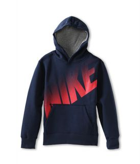 Nike Kids YA76 Nike BF Oth Hoody (Little Kids/Big Kids) Obsidian