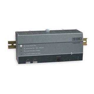 """SOLA HD SDU850 UPS, 850 VA, 510 Watts, Din Rail Mount"" Electronic Components Industrial & Scientific"