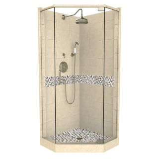 Flco Neo Angle Corner Drain Shower On PopScreen