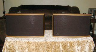Bose 901 Series VI Direct/Reflecting Speaker System W/ Active Equalizer & Manuals: Everything Else