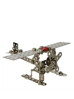 Basic Mini Airplane & Helicopter Construction Set by Eitech