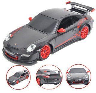 1/18 Scale Porsche 911 GT3 RS Radio Remote Control Car RC Toys & Games