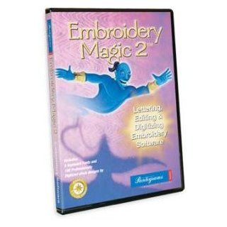 Embroidery Magic 2 Embroidery Machine Software Digitize