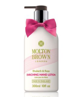 Rhubarb & Rose Hand Lotion, 300 ml/ 10 fl. oz.   Molton Brown
